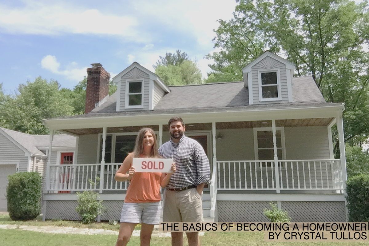The Basics of Becoming a Homeowner